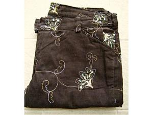 """Pantaloni ricamati da donna """"holiday jeans"""""""