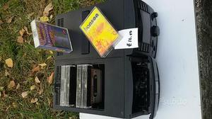 Stereo cassette giranastri