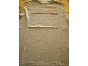 T.shirt smanicata per ragazzo 12 anni