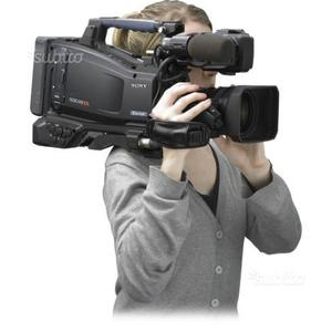 Telecamera Professionale Sony PMW-320K XDCAM EX HD