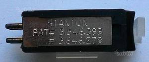 Testina giradischi Stanton E 300