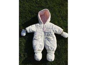 Tutina imbottita bambina 0-18 mesi
