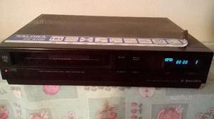 Video registratore SV VHS Salora