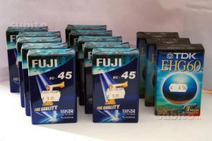 Videocassette VHS-C