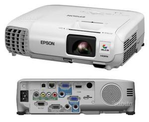 Videoproiettore epson eb-x20 hdmi lampada nuova