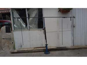 Bastone tenda in ferro battuto fino a 2,8 metri