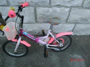 Bici bimba 3/6 anni