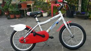 "Bici da bimbo marchio ""GIRARDENGO"" ruota da 16"
