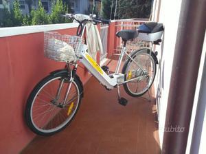 Bici elettrica Caribbean