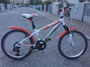 """Bicicletta BOTTECCHIA da 20"""" per bambini 6-9"""