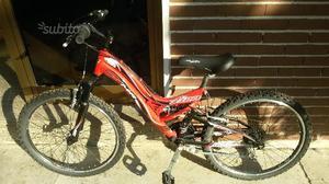 Bicicletta MTB da ragazzo