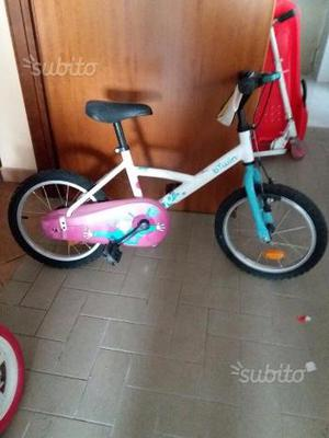 Bicicletta bambina 6 anni