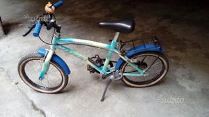 """Bicicletta bambino bambina 16"""""""