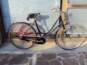 Bicicletta donna Ganna anni 40 (Permuto)