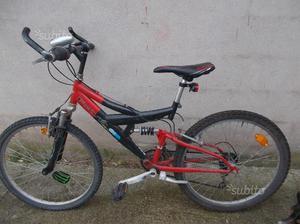 Bicicletta mtb per ragazzo