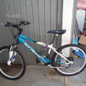 Bicicletta usata solo 2 volte
