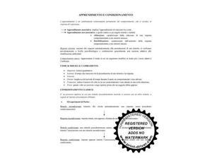 Dispense complete per Esame di Stato di Psicologo