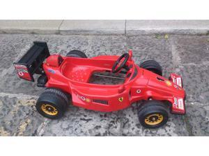 FERRARI F m Formula 1 VODAFONE - Auto a Pedali