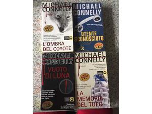 Libri di Michael Connelly a 4 euro
