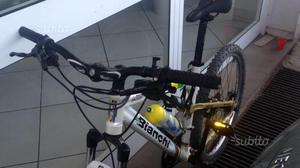 Mountain bike BIANCHI edizione limitata