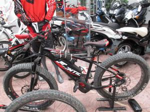 Mtb e bike fantic fat