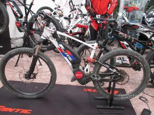 Mtb e bike fantic x f1