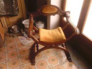 Poltroncina savonarola anni 3960 posot class - Savonarola sedia ...