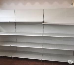 Scaffalature negozio o camera armadi posot class for Scaffalature metalliche ikea