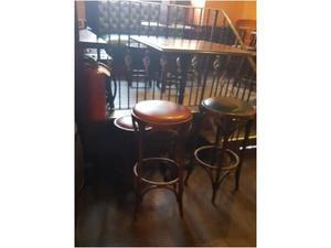 Sgabelli nuovi di fabbrica per irish pub, london pub