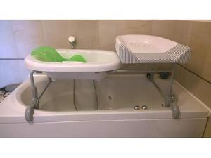 Vasca da bagno per bambini mebby vaschetta da posot class - Fasciatoio per vasca da bagno ...