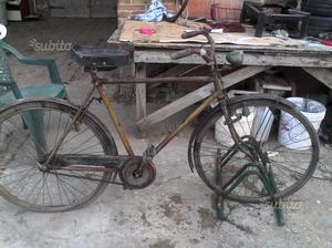 Vecchia Bicicletta Uomo Posot Class