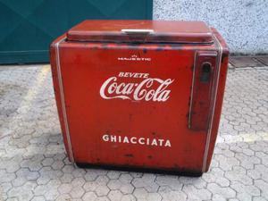 Vecchio Frigo Coca Cola Funzionante Posot Class