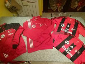 Abbigliamento Sportivo Adidas Milan
