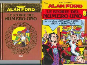 Alan ford - le storie del numero uno