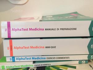 AlphaTest kit completo medicina