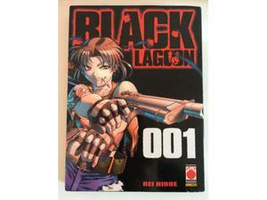 Black Lagoon - Rei Hiroe N. 1 prima edizione (no ristampa)
