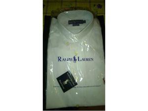 Camicia Ralph Lauren bianca nuova