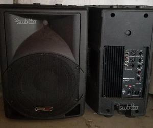 Casse master audio 360 watt