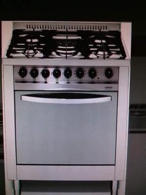 Cucina a gas 5 fuochi libera installazione posot class for Cucina 5 fuochi