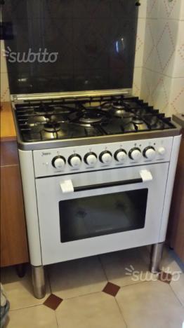 Cucina zoppas a gas con forno elettrico