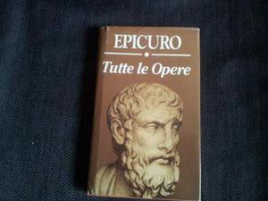 Epicuro - Tutte le opere