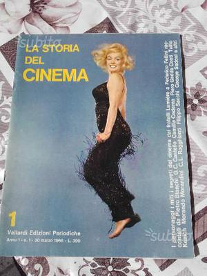 Fascicoli Storia del Cinema