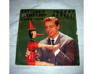 Johnny Dorelli - 4 vinili a 45 giri - originali
