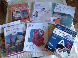 Libri scolastici per Socio Sanitario di Piombino