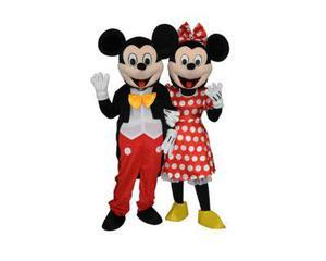 Mascotte di Topolino e Minnie