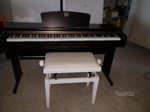 Grande oferta pianoforte eletrico yamaha clp 240 posot class for Yamaha clavinova clp 110