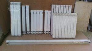 Radiatori ed elementi in alluminio