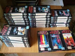 Star trek collection, VHS