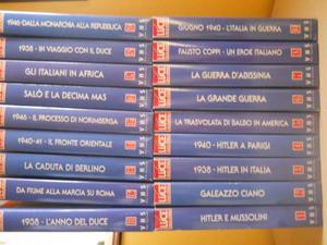 Videocassette VHS cinegiornali originali