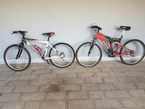 2 Mountain bike specialized hardrock e lombardo